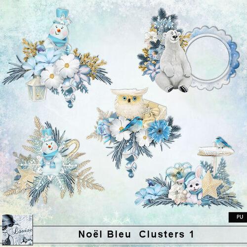 Noël Bleu