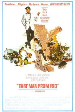 L' HOMME DE RIO - BOX OFFICE JEAN-PAUL BELMONDO 1964 (MISE A JOUR)