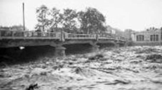 Le 17 octobre 1940, la furie de l'Aiguat a fait 370 victimes