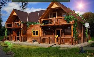 Jouer à Classic wooden bungalow escape