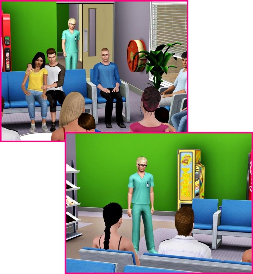 Chapitre 56 ( partie 2 ) : Des nouvelles d'Evely et du bébé.