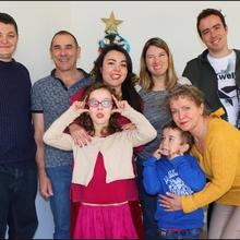 * DECEMBRE 2Ol8 - Fetes de fin d'années en famille Lozerienne !!!