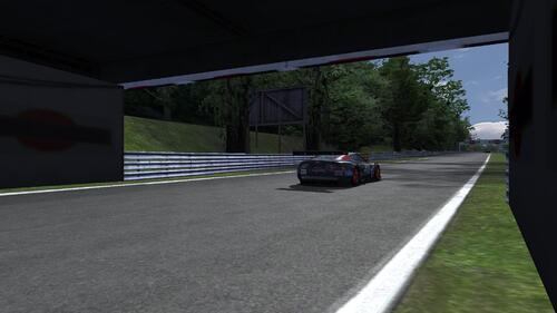 Team Modena Aston Martin DBR9 - 2007