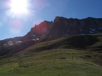 Rochers de Lanserlia (2886m)