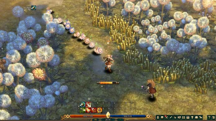 Record de la Beta Test de Tree Of Savior !