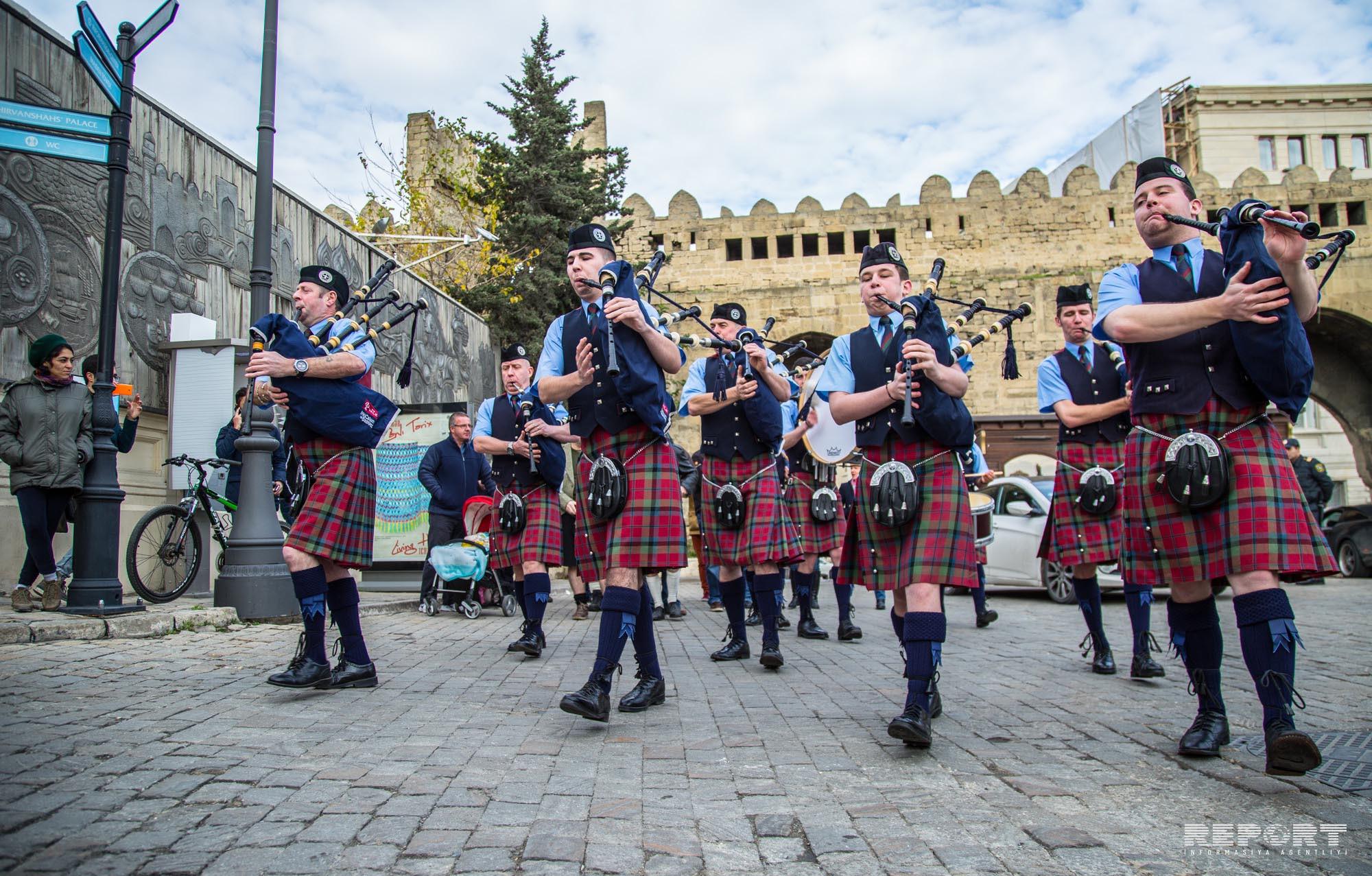 St Andrew's Day Scotland