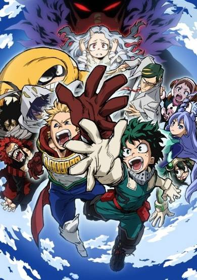 Boku no Hero Academia 4th Season انمي