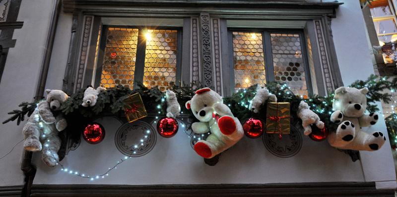 Les marchés de Noël en Alsace : Strasbourg