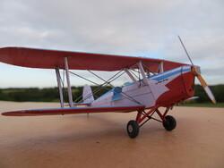 STAMPE SV-4A   FLEUR DE LYS de Jean D'ORGEIX