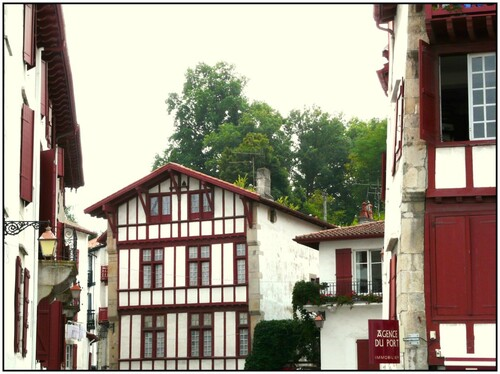 Villages basques