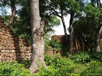 les ruines de Loropéni, Burkina Faso