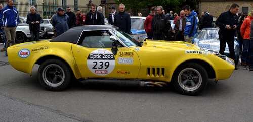 passage du tour auto optic 2000 à Alençon ce dimanche