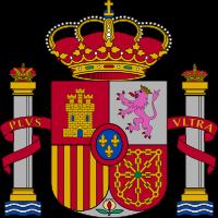 Le drapeau et les armoiries de l 39 espagne les voyages de sylvain - Image drapeau espagnol a imprimer ...