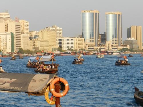 UAE Le vieux Dubai