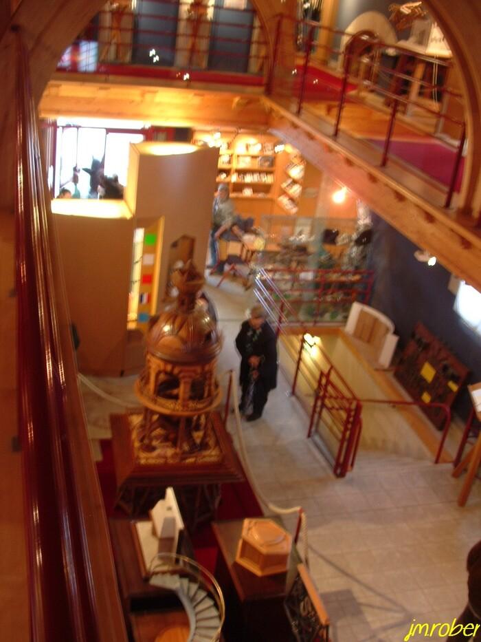 Métiers et Arts:  Les compagnons du devoir et du tour de France de Limoges ont ouvert la cité des Métiers et arts au public ses 23 et 24 Janvier 2015