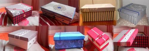 caixas decorativas