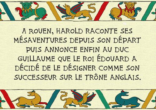 Livre I : Le Voyage de Harold (4)