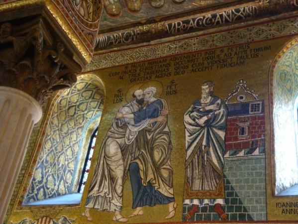 Palerme, Chapelle Palatine 9c