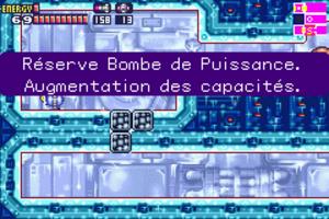 Metroïd Fusion #8