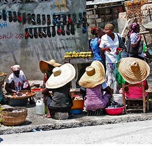 En vacances à Haïti