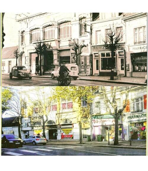 Le cinéma Pax, fermé en 1968