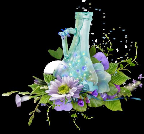 Ornements Floraux Série 30