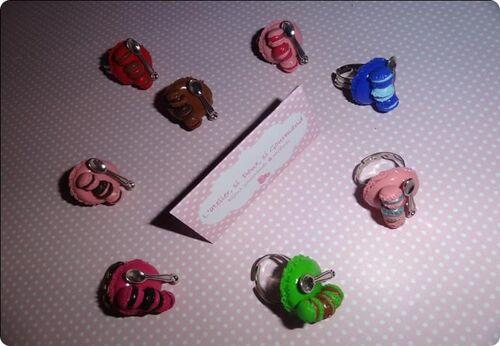 Point de vente, des bijoux de l'atelier...