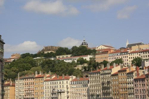 Visite à Lyon