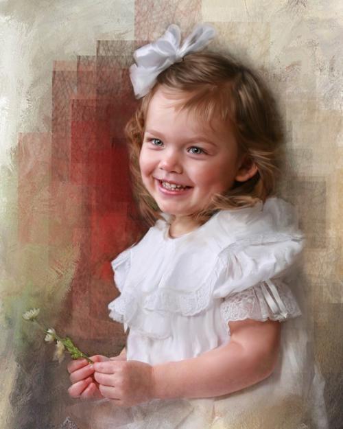 Un Enfant  Par Claire De La Chevrotiere
