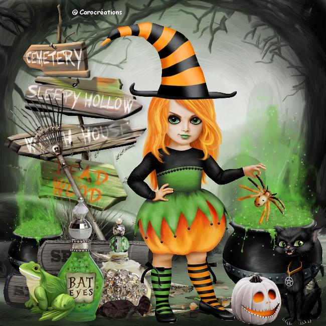poison d halloween