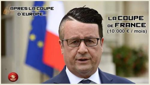 Polémique à Nice,