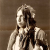 Peter Iron Shell. Sioux. 1898. Photo by F.A. Rinehart. Source - Omaha Public Library.