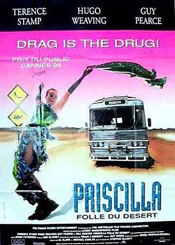 PRISCILLIA FOLLE DU DESERT