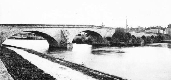 Le pont recadré