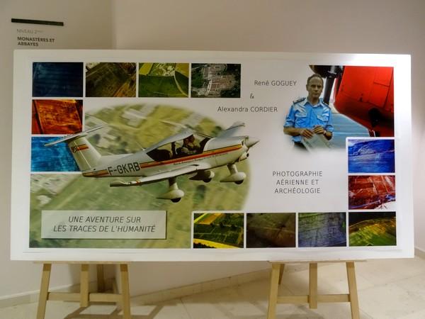 """L'exposition """"Des hommes et des lieux"""" a été inaugurée..."""