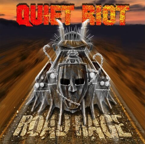 QUIET RIOT - Les détails de la nouvelle version de l'album Road Rage