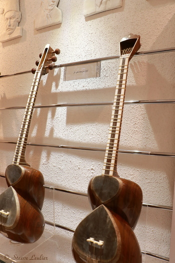 Musée de la musique, Ispahan