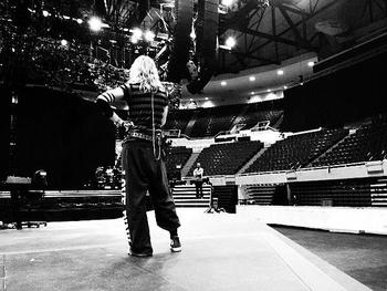 Madonna World Tour 2012 Rehearsals 07