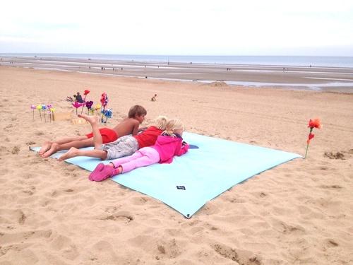 J'ai testé pour vous : le drap de plage OBABA ( + CONCOURS )