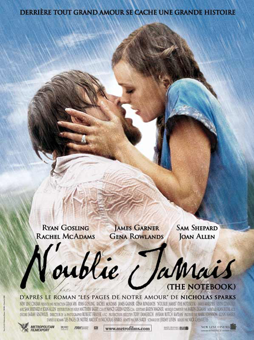 N'oublie Jamais ( The Notebook )