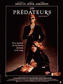 LES PREDATEURS BOX OFFICE FRANCE 1983