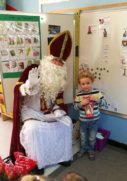 Saint Nicolas la la !!!