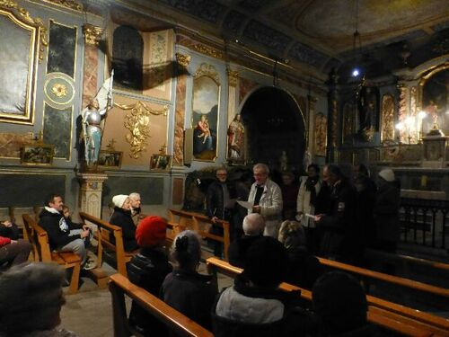 Chants dans l'Eglise