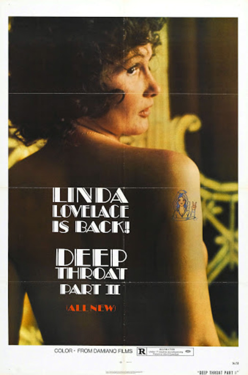 DEEP THROAT PART II BOX OFFICE USA 1974