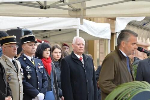 * Compagnons de la Libération - Sarrebourg : dix Compagnons mosellans de la Libération ont leur stèle