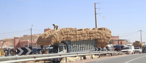 1er avril - Ouarzazate - Boulmane du Dadès