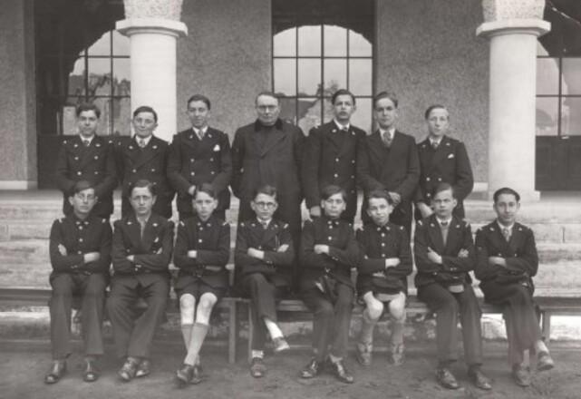 Guy école Bossuet 1935