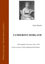 Catherine Morland de Jane Austen