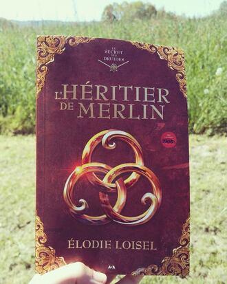 Le Secret des Druides - Tome 1 : L'héritier de Merlin