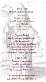 ARCANE 5  : LE  PAPE  ou :  Le Sacerdoce -